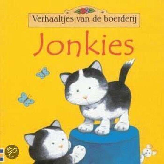 Jonkies - Stephen Cartwright  