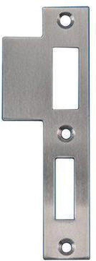 Nemef Sluitplaat - Voor VS1200 - RVS - DIN Rechts