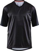 Craft Hale Xt Jersey M Fietsshirt Mannen - Zwart/Crest - Maat L