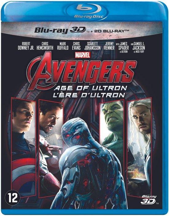 Speelfilm - Avengers Age Of Ultron