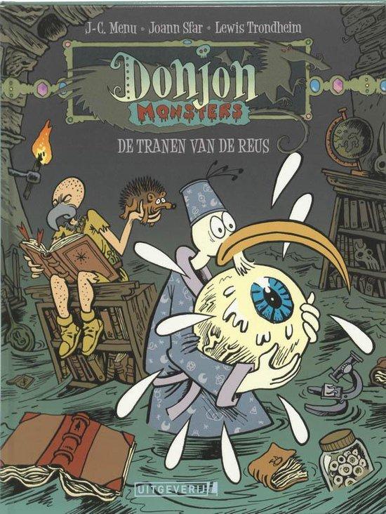 Donjon Monsters - Sfar & Trondheim |