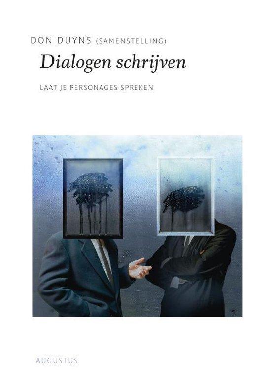 De schrijfbibliotheek - Dialogen schrijven - Don Duyns  