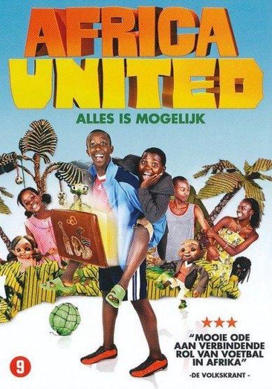 Cover van de film 'Africa United'