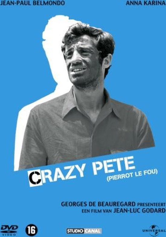 Cover van de film 'Crazy Pete'