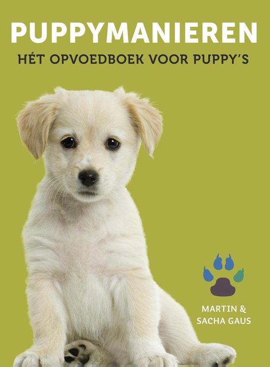 Boek cover Puppymanieren van Martin Gaus (Paperback)