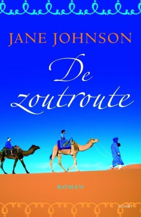 De Zoutroute - Jane Johnson |