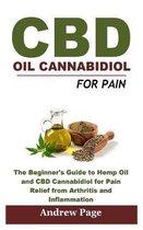CBD Oil Cannabidiol for Pain
