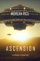 Ascension (Les Chroniques de l'Invasion, Tome n 3): Un Thriller de Science-fiction