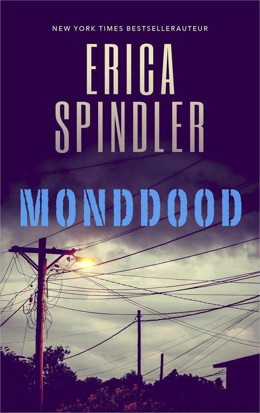 Monddood - Erica Spindler  