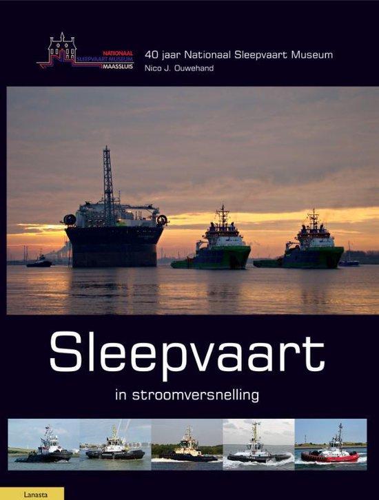 Sleepvaart in stroomversnelling - Nico Ouwehand  
