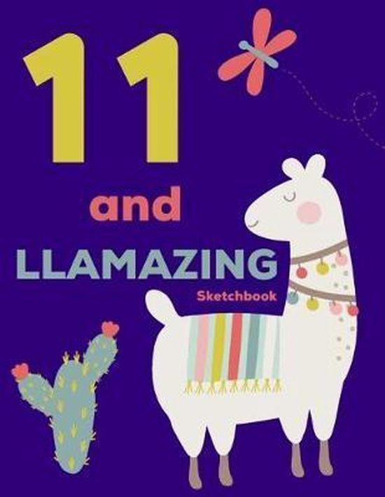 11 and Llamazing Sketchbook