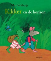 Boek cover Kikker en de horizon van Max Velthuijs