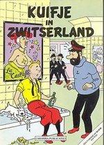 Kuifje in Zwitserland (parodie)