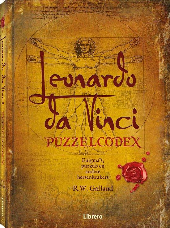 Leonardo Da Vinci puzzelcodex