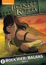 Legende Van Korra - Boek 4: Balans (Deel 1)