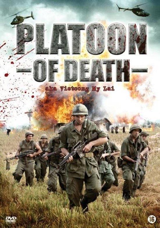 Cover van de film 'Platoon Of Death'