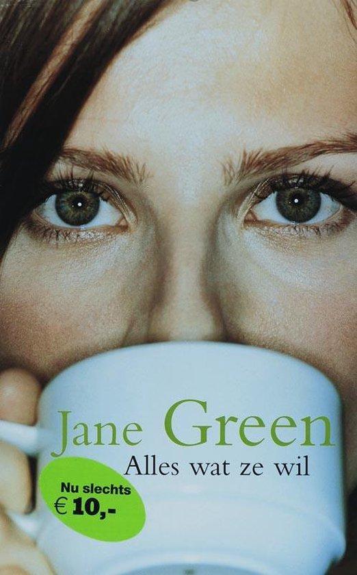Alles Wat Ze Wil - J. Green pdf epub