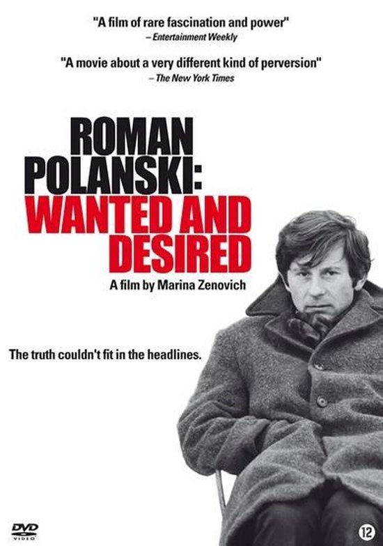 Cover van de film 'Roman Polanski: Wanted And Desired'