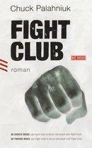 Boekomslag van 'Fight Club'