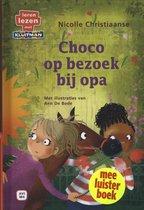 Leren lezen met Kluitman  -   Choco op bezoek bij opa