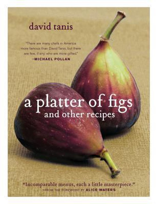 Platter of Figs and Other Recipes, a [Hb]