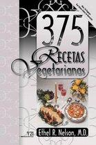 375 Meatless Recipes (Spanish)