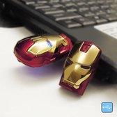Iron Man USB Stick  32 GB | Iron Man USB | Rood/Goud