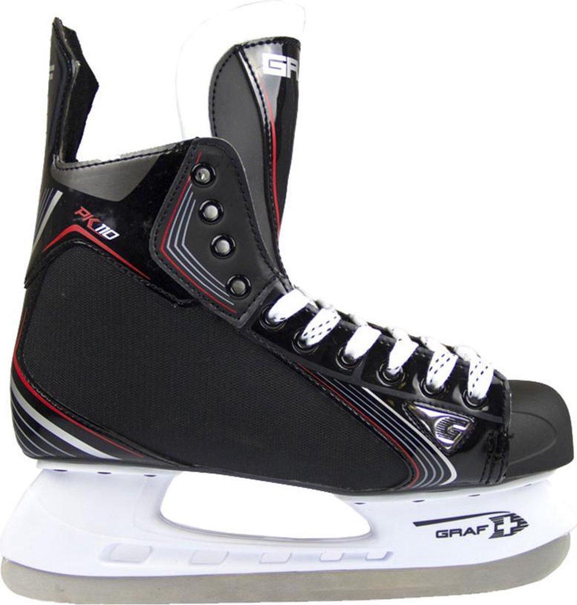 Graf Ijshockeyschaatsen PK110 Unisex Maat 36