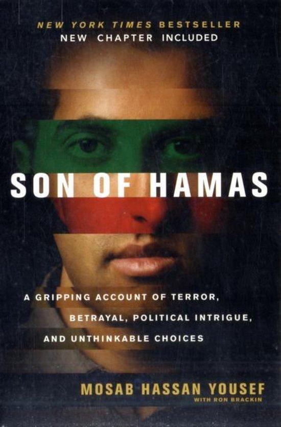 Boek cover Son of Hamas van Mosab Hassan Yousef (Paperback)