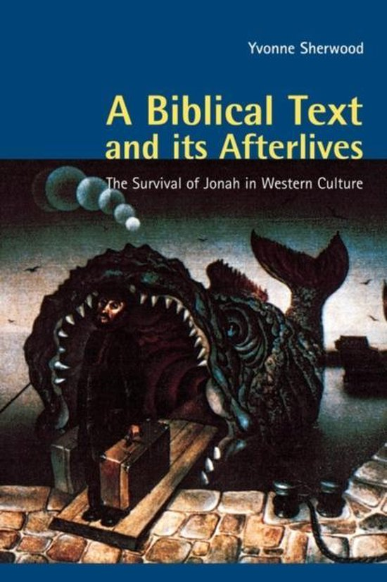 Boek cover A Biblical Text and its Afterlives van Yvonne Sherwood (Paperback)