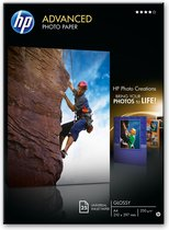 HP Q5456A Advanced - Glossy fotopapier / 250g / A4