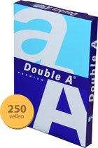 Afbeelding van Double A - A4-formaat - 250 vel - Papier 80g