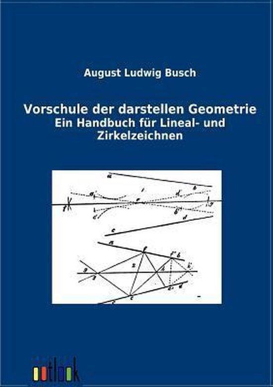 Vorschule Der Darstellenden Geometrie
