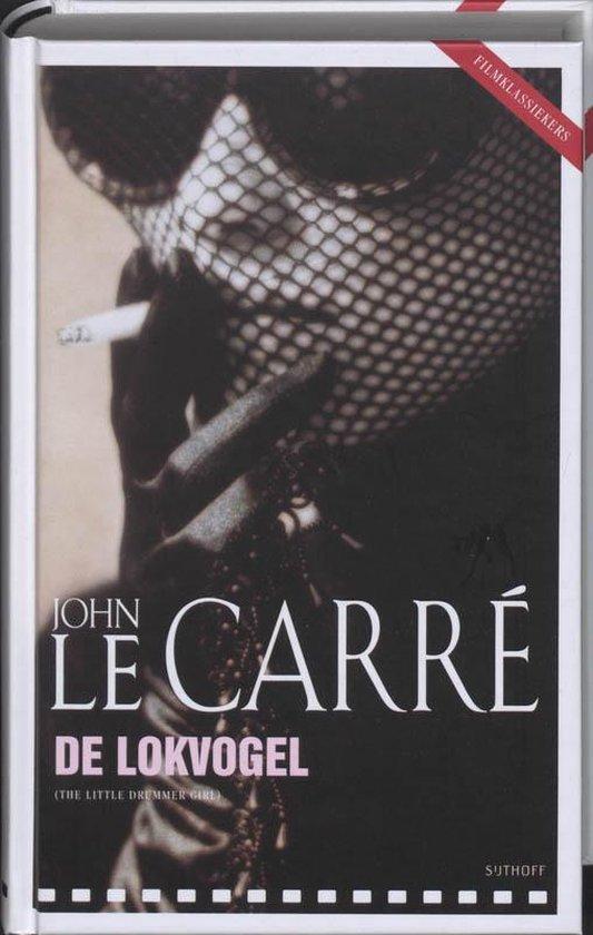 Cover van het boek 'De lokvogel' van John le Carre en  Carre