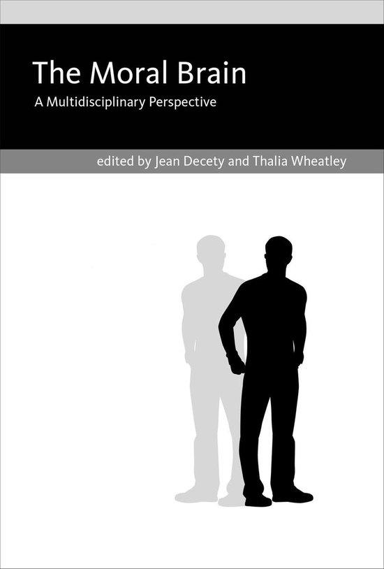 Boek cover The Moral Brain van Laurent Prétôt (Onbekend)