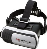 VR WORLD nieuwste VR BOX Virtual Reality 3D Bril