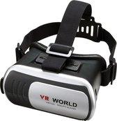 VR WORLD nieuwste VR BOX Virtual Reality 3D Bril