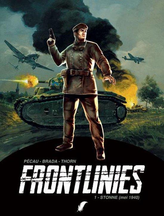 Frontlinies hc01. stonne (mei 1940) 1/10 - Brada |