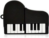 Ulticool USB-stick Piano - 16 GB - Muziek - Zwart Wit