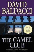 Boekomslag van 'The Camel Club'
