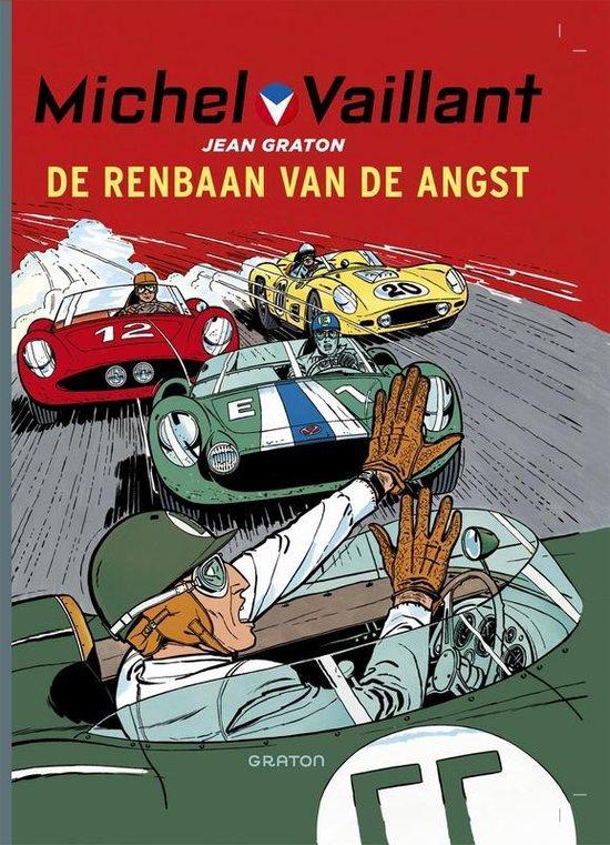 Michel Vaillant - Vintage: 003 De renbaan van de angst - Jean Graton |