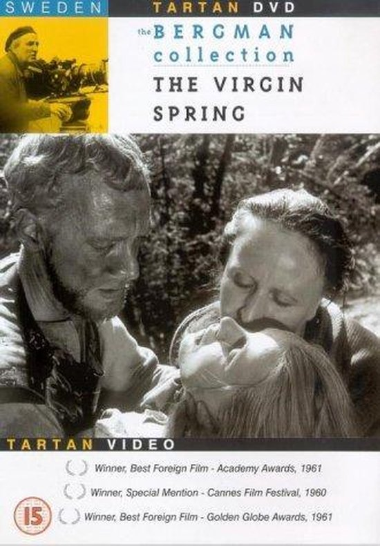 Cover van de film 'Virgin Spring'