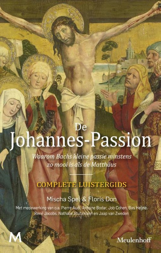 Boek cover De Johannes-Passion van Floris Don (Hardcover)