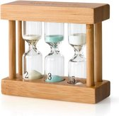 Bredemeijer Universal Thee timer - Bamboe