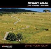 Boek cover Country Roads: Landscape Photography van David Norrington