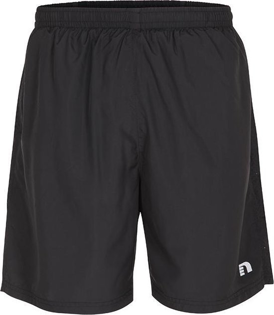 NEWLINE-Sportbroek performance-MAN-Base 2 Layer Shorts-Black-Maat-2XL