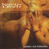 CD cover van Leaders Not Followers van Napalm Death