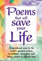 Omslag Poems that Will Save Your Life