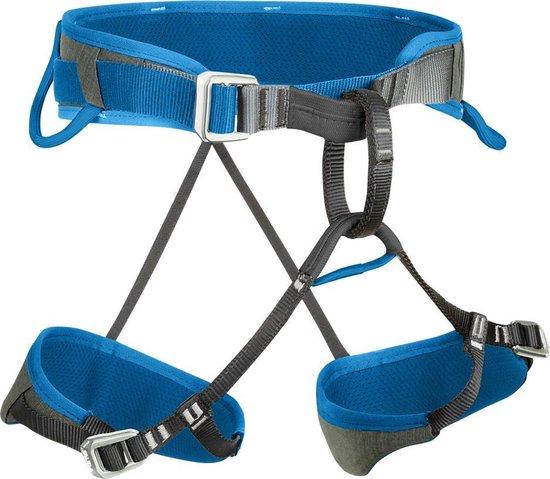 Salewa Xplorer klimgordel L/XL grijs/blauw