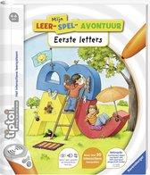 tiptoi® boek Mijn leerspel avontuur Eerste letters